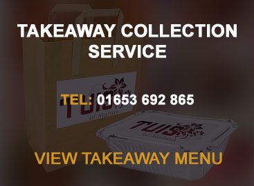 Tuis of Malton - Collection Service
